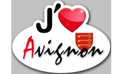 j'aime Avignon