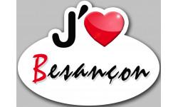 j'aime Besançon
