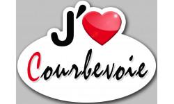 j'aime Courbevoie