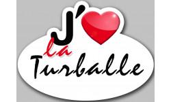 j'aime La Turballe