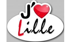 j'aime Lille