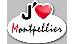 j'aime Montpellier