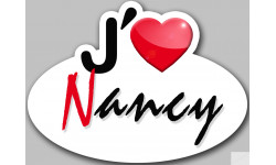 j'aime Nancy