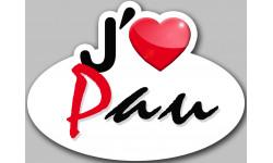 j'aime Pau