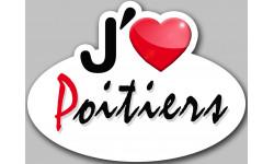 j'aime Poitiers