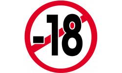 interdit moins 18 ans classique