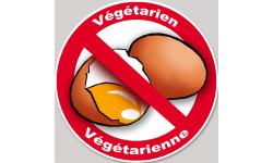 végétarien et végétarienne oeufs