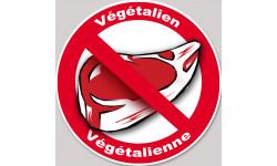 végétalien et végétalienne steack