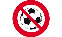 pictogramme Ballon interdit