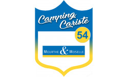 Camping car Meurthe et Moselle 54