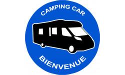 Bienvenue aux camping car