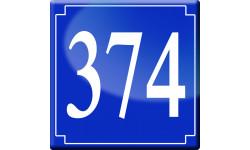 numéroderue374 classique
