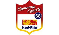Camping car Haut-Rhin 68