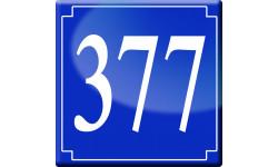 numéroderue377 classique