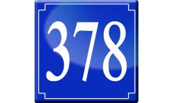 numéroderue378 classique