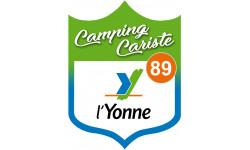 Camping car Yonne 89