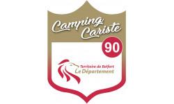 Camping car Territoire de Belfort 90