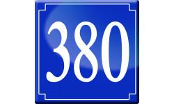 numéroderue380 classique