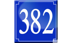 numéroderue382 classique
