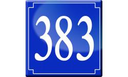 numéroderue383 classique
