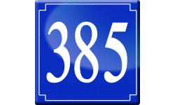 numéroderue385 classique