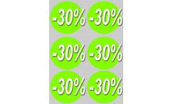 Ronds 30%