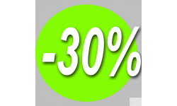 Rond 30%