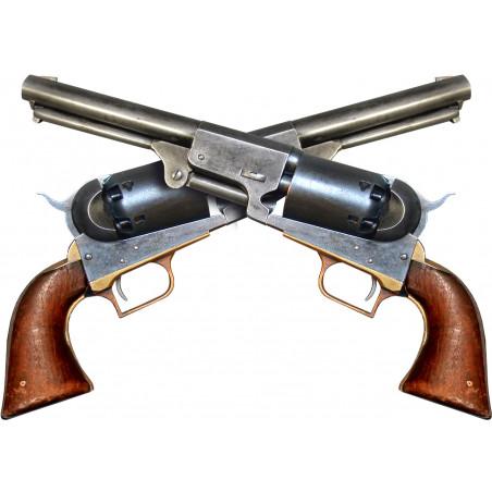 Sticker / autocollant : revolvers - 15x10.5cm