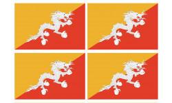 drapeau Bhutan
