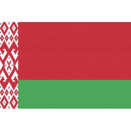drapeau officiel Biélorussie