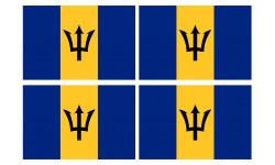 drapeau Barbados