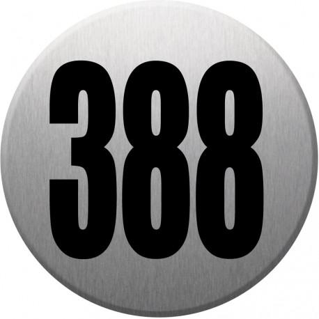 numéroderue388 gris brossé