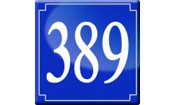 numéroderue389 classique