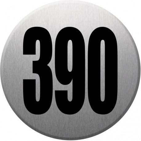 numéroderue390 gris brossé