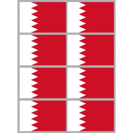 drapeau Bahrain