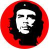 Sticker / autocollant : Che Guevara - 15cm