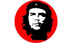 Sticker / autocollant : Che Guevara - 10cm