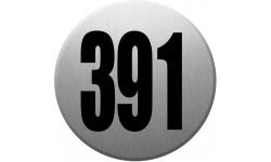 numéroderue391 gris brossé