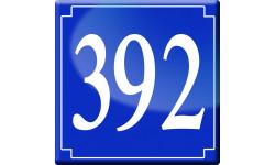 numéroderue392 classique