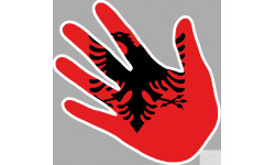 Albanais main