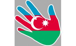 drapeau Azerbaijan main
