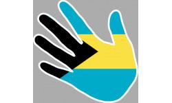 drapeau Bahamas main