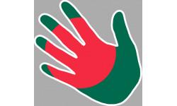 drapeau Bangladesh main