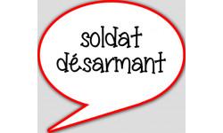 soldat désarmant