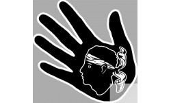 main basque rouge