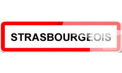 Strabourgeois et Strabourgeoise