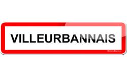 Villeurbannais et Villeurbannaise