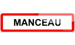 Autocollants : Stickers Manceau et Mancelle