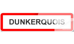 Stickers Dunkerquois et Dunkerquoise