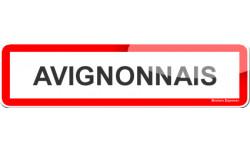 Avignonnais et Avignonnaise